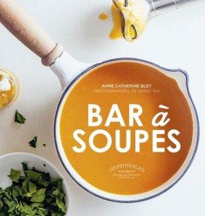 Bar à soupes - Marabout - 9782501125246 -