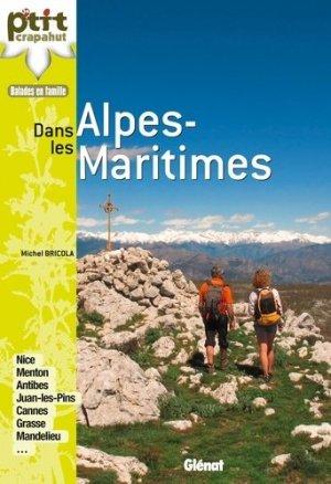 Balades en famille dans les Alpes-Maritimes - Glénat - 9782723492263 -