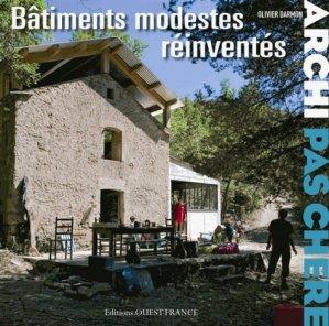 Bâtiments modestes réinventés - ouest-france - 9782737352386 -