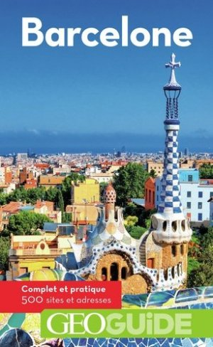 Barcelone. 4e édition - gallimard editions - 9782742451616 -