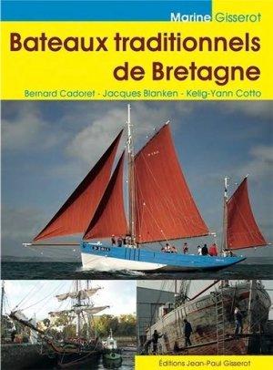 Bateaux traditionnels de Bretagne - gisserot - 9782755805628 -