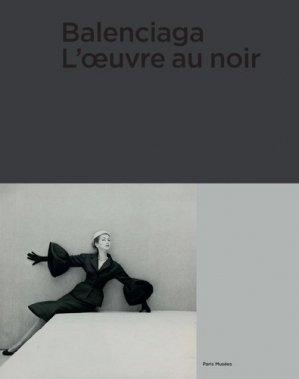 Balenciaga - paris musées - 9782759603411 -