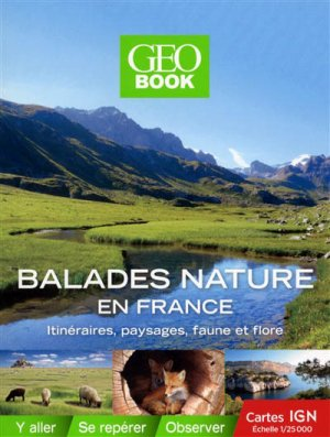 Balades nature en France - geo - 9782810413973 -
