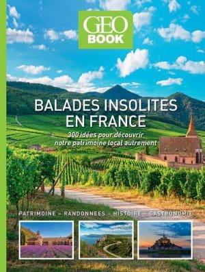 Balades insolites en France - prisma - 9782810431090 -