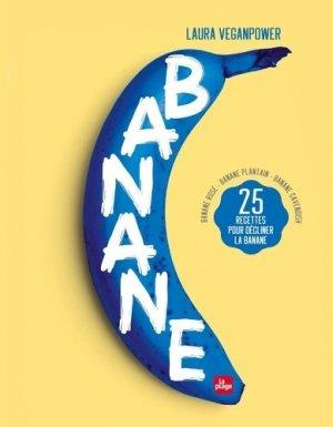 Banane - la plage - 9782842217013 -