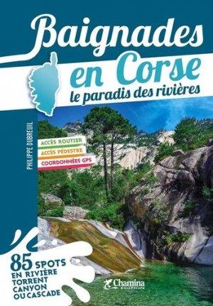 Baignades en Corse - Chamina - 9782844664761 -