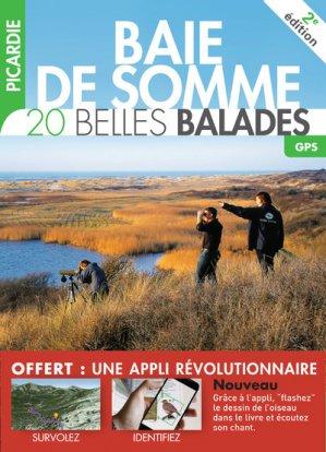 Baie de somme : 20 belles balades - belles balades - 9782846404518 -