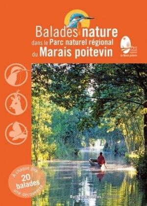 Balades nature dans le Parc naturel régional du Marais poitevin - dakota - 9782846404860 -