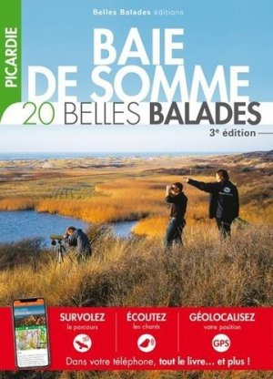 Baie de Somme. 20 belles balades - Dakota Editions - 9782846405041 -