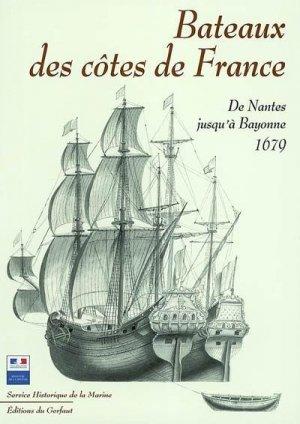 Bateaux des cotes de France. - gerfaut - 9782914622110 -