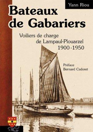 Bateaux de Gabariers - yoran embanner - 9782914855808 -