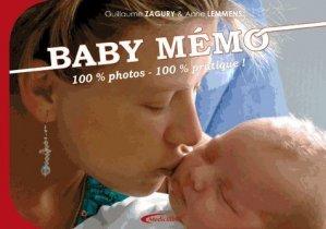 Baby Mémo - medicilline - 9782915220230 -