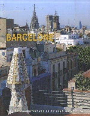 Barcelone - cité de l'architecture et du patrimoine /ifa - 9782916183268 -