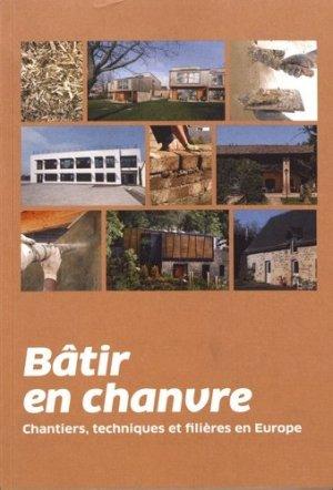 Bâtir en chanvre - Constructys Bretagne - 9782956509806 -