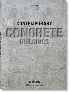 Bâtiments contemporains en béton - taschen - 9783836564939 -