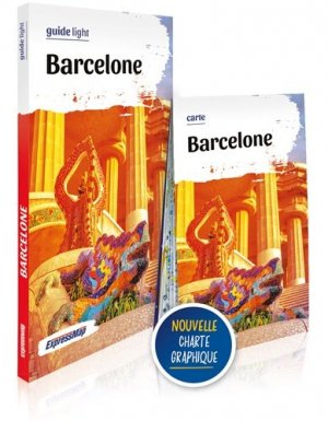 Barcelone. Edition 2020. Avec 1 Plan détachable - Express Map - 9788381900515 -