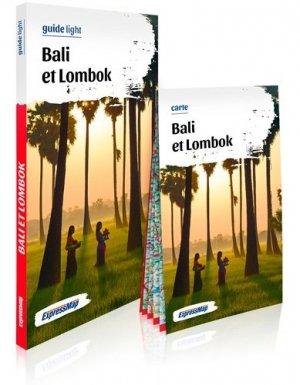 Bali et Lombok (Guide light) - EXPRESSMAP - 9788381902144 -