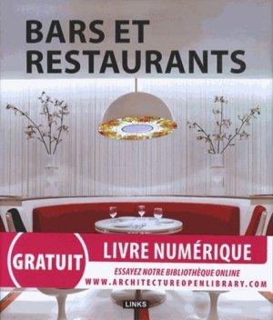 Bars et restaurants - links - 9788415492535 -