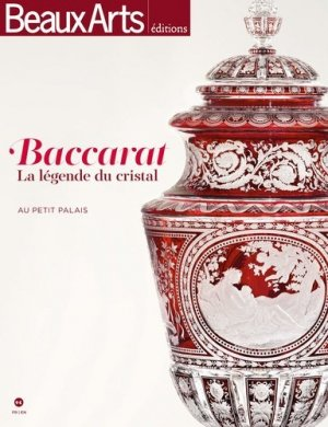 Baccarat - beaux arts - 9791020401458 -