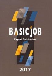 Basic'Job Expert Patrimoine - Icédap - 9791033001454 -
