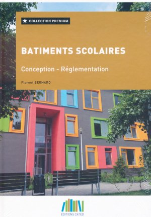 Bâtiments scolaires - Ginger CATED - 9791090187528 -