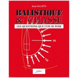 Balistique et chasse - du plateau - 9791094323168 -