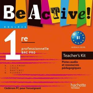 Be active! 1re Bac Pro - Teacher's Kit - hachette - 3095561958263 -