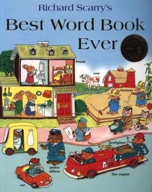 Best Word Book Ever - harpercollins - 9780007507092 -