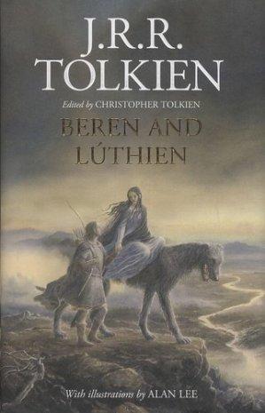 BEREN AND LUTHIEN  - HARPERCOLLINS - 9780008214197 -