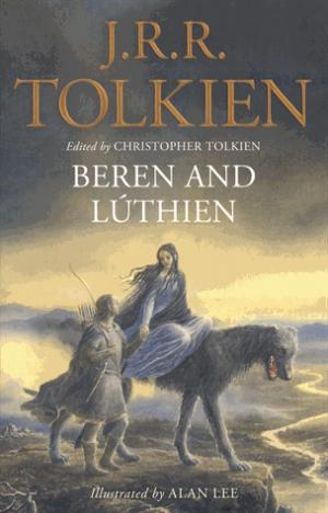 Beren and Luthien - harpercollins - 9780008214227 -