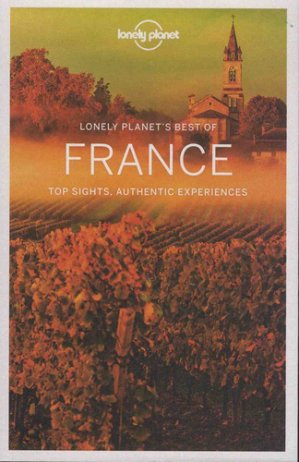 Best of france - Lonely Planet - 9781786573933 -