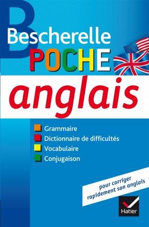 Bescherelle Anglais Poche - hatier - 9782218938320 -