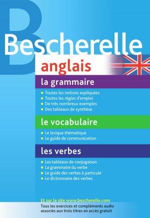 Bescherelle Anglais (Coffret) - hatier - 9782218944826 -