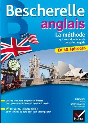 Bescherelle Anglais La méthode - hatier - 9782218952180 -
