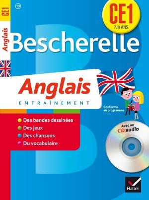 Bescherelle Anglais CE1 - hatier - 9782218964701 -