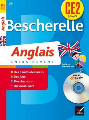 Bescherelle Anglais CE2 - hatier - 9782218964718 -