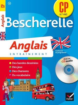Bescherelle Anglais CP - hatier - 9782218964725 -