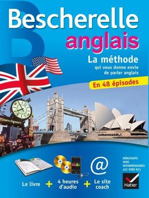 Bescherelle Anglais La méthode (Coffret) - hatier - 9782218973932 -
