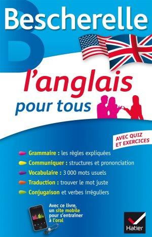 Bescherelle L'Anglais pour Tous - hatier - 9782218978869 -