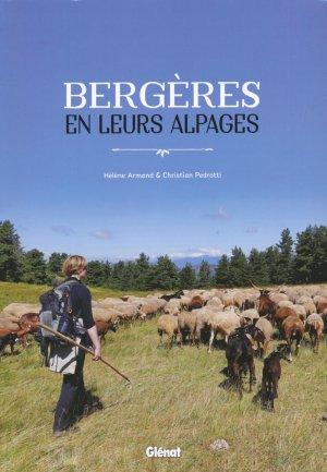 Bergères en leurs alpages - glenat - 9782344021538 -