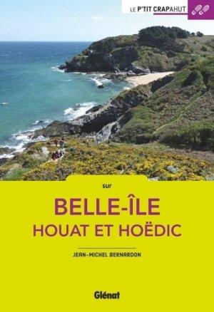 Belle-Île, Houat et Hoëdic - glenat - 9782344026793 -