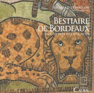 Bestiaire de Bordeaux - cairn - 9782350681634 -