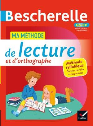 Bescherelle Méthode de lecture - hatier - 9782401050563