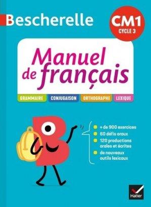 Bescherelle - Français CM1 Éd. 2020 - hatier - 9782401063938 -