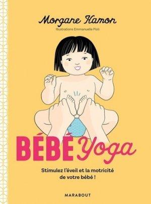 Bébé Yoga - marabout - 9782501128834 -