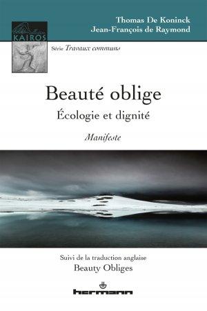 Beauté oblige - hermann - 9782705696535 -