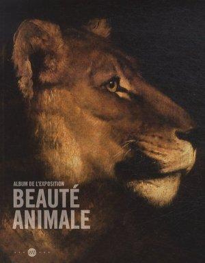 Beauté animale - reunion des musees nationaux - 9782711859580 -