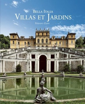 Bella Italia - Villas et jardins - vilo - 9782719110423 -