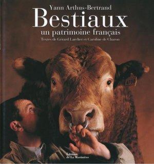 Bestiaux - de la martiniere - 9782732433806 -