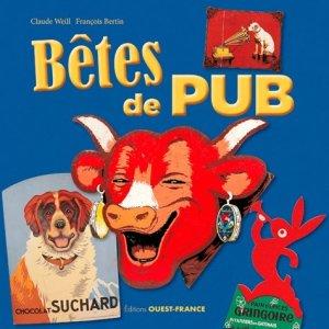 Bêtes de pub - Ouest-France - 9782737371844 -